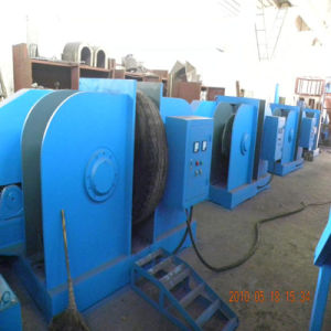 Sg Double Hook Debeader Tyre Bead Wire Separator Automatic Tyre Recycling Plant pictures & photos