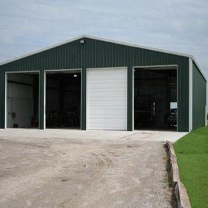 Prefab Large Span Steel Structure Frame Workshop (DG2-004) pictures & photos