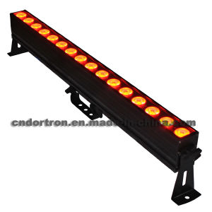 LED Stage Bar Light Rgbwauv 6in1 16X15W
