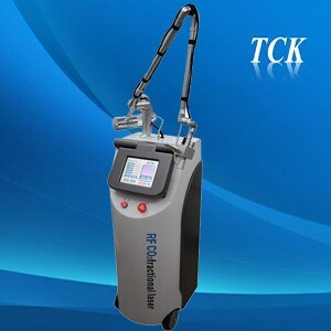 Scar Removal CO2 Fractional Laser Beauty Machine