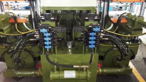 100ton Small Plate Rubber Machine for Silicone Products (KS100HF) pictures & photos