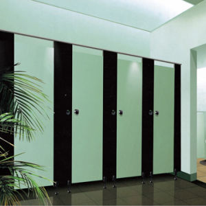 Certificate of SGS and CE Black Plastic Bathroom Partition Accessories (KTW08-008)