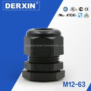 M12-M63 UL Dustproof Waterproof Nylon Metric Cable Gland pictures & photos