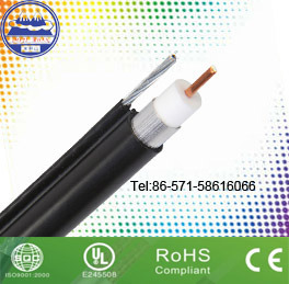 Qr500 Competitive Trunk Coaxial Cable with/Without Messenger pictures & photos