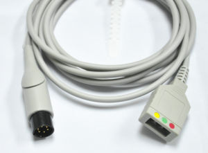 Mindray 3 Leads ECG Cable Trunk Cable Trunk3 pictures & photos