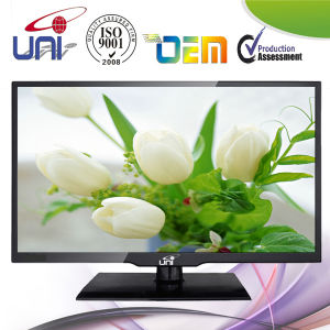 2015 Uni/OEM High Quality with Slim Panel 23.6′′ E-LED TV pictures & photos