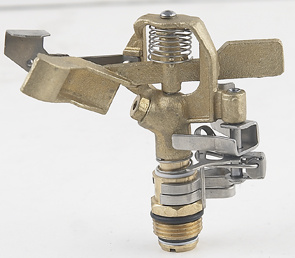 Brass Impulse Sprinkler / Brass Rotary Sprinkler (GU518)