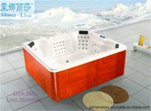 Monalisa Luxury and Sexy Outdoor Hot Whirlpool SPA (M-3346) pictures & photos