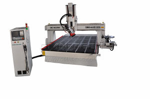 4 Axis CNC Router CNC for Woodworking pictures & photos