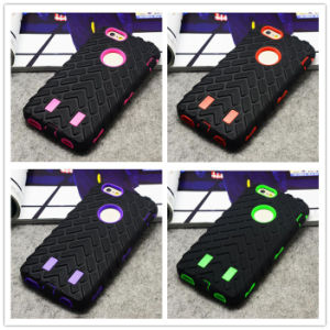 Shock Proof Hybrid Rugged Rubber Design Case pictures & photos