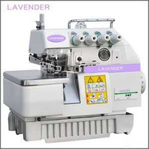 Overlock 5 Thread Sewing Machine pictures & photos
