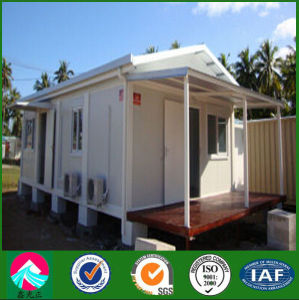 Low Cost Flatpack Container House pictures & photos
