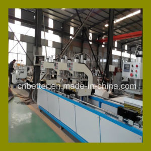 UPVC Windows Machine: Four Heads PVC Windows Welding Machine pictures & photos