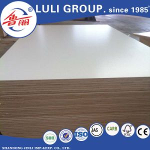 New Melamine Color Faced MDF and Plain MDF From Luli Group pictures & photos