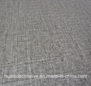 Printing Paper with Fabric Design for Laminate Board pictures & photos