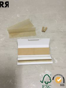 Richer Customized Hemp Paper Cigarette Rolling Paper+Filters pictures & photos