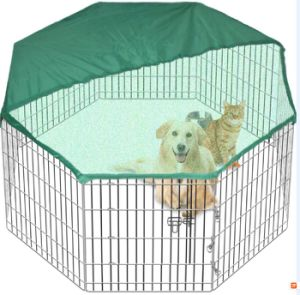 China Supply 8 Panel Heavy Duty Pet Dog Fence pictures & photos