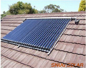 Hot Style Automatic Solar Water Heater System pictures & photos