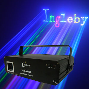 Professional Stage Laser Light in Full Colors