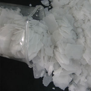 Caustic Soda Flake/Pearl 99% for Making Soap pictures & photos