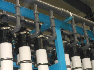 Retrofit UF Membrane Module(RT-P620A) applied in seawawater treatment pictures & photos
