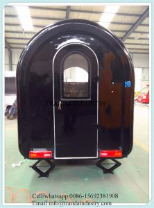 Guest Usetransport Trolley Automatic Espresso Cart pictures & photos