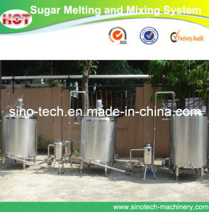 Sugar Melting and Mixing System pictures & photos