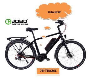 Brushless Motor Electrical Mountain Bike Moped Pedelec Ebike (JB-TDA26L) pictures & photos