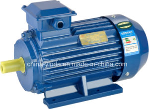 High Efficient Ie2 Ie3 Induction Electrical Motor (YE2, YE3, 0.75KW-315KW) pictures & photos