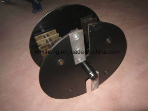 6.5HP Gasoline 4 Stroke HSS Chipping Knives Chipper Shredder pictures & photos