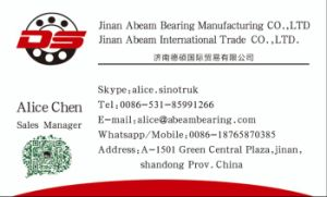 Hot Sell Chrome Steel 51205 Thrust Ball Bearing pictures & photos