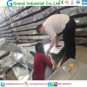 Galvanized Steel Coil Sheet Corrugated Roofing Sheets 011 pictures & photos