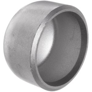Pipe Cap Butt-Weld Stainless Steel