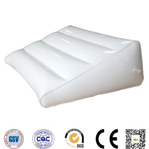 Inflatable Beach Cushion Back Support Beach Pillow pictures & photos