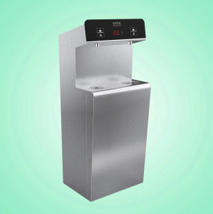 Two Faucet Public Water Dispenser