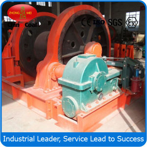 Jz Series Electric Shaft Sinking Winch with Ce Certification pictures & photos