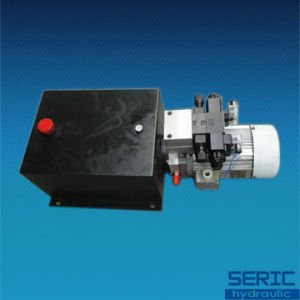 Hydraulic Power Pack, Hydraulic Power Units for Automobile Tailboard Lift pictures & photos