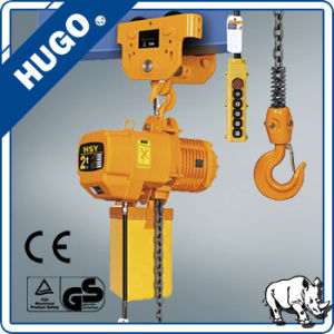 New Design 1.5 Ton Electric Chain Hoist 110V pictures & photos