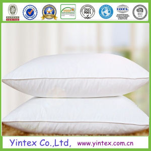 Cheap Hotel Goose Down Pillow, Duck Down Feather Pillow pictures & photos