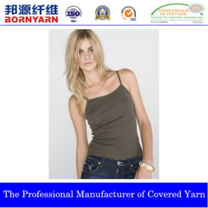 Spandex Covered Yarn for Underwear by Qingdao Bangyuan pictures & photos