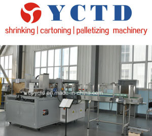 PET bottle automatic cardboard wraping around packing machine pictures & photos
