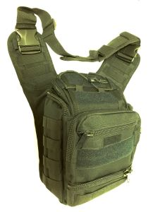 Cheap Canvas Tactical Bag pictures & photos