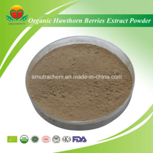 High Quality Organic Hawthorn Berries Extract Powder pictures & photos