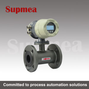 Supmea Measurement of Flow Analog Electromagnetic Water Flow Meter pictures & photos