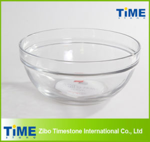 Borosilicate Large Glass Bowl (TMZQ14112001) pictures & photos