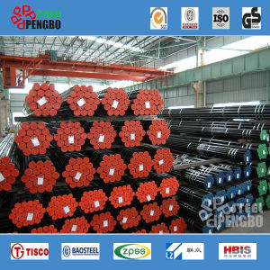 ASTM API5l Black Carbon Steel Pipe pictures & photos
