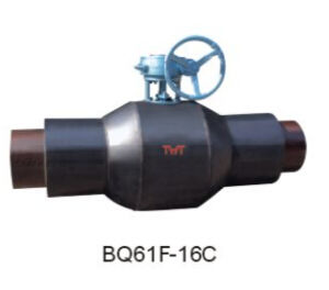 Insulating Heat Preservation Ball Valve/Bq61f-16c pictures & photos
