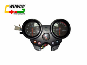 Ww-7201 Motorcycle Instrument, 12V, Bajaj Speedometer, pictures & photos