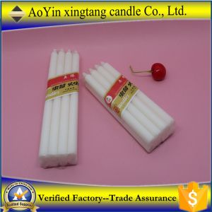 2016 Hot Sale 11g White Prayer Candle for Mideast pictures & photos