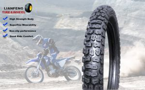 Puncture-Proof Cross Country High Strength Motorcycle Tube Tire Tyre 4.10-18 pictures & photos